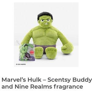 Scentsy Buddy - Hulk